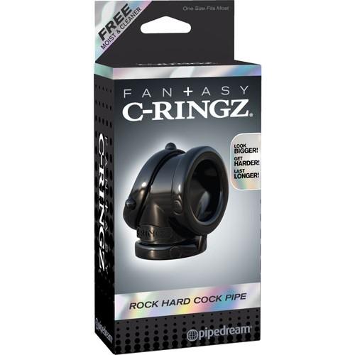 Pipedream-Fantasy-C-Ringz-Rock-Hard-Cock-Pipe-PD5921-23-Black-500×500