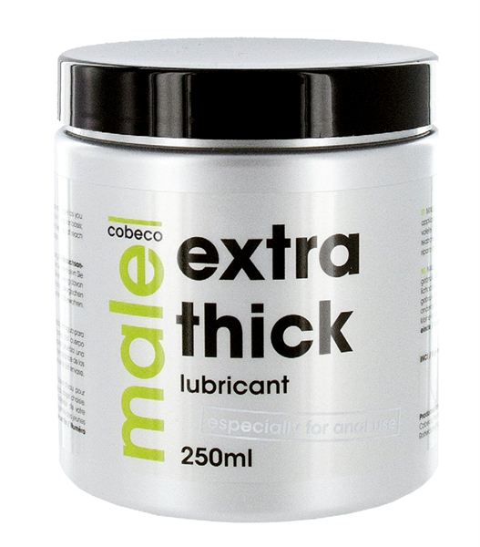 MALE Extra Thick Lubricant – 250 ml
