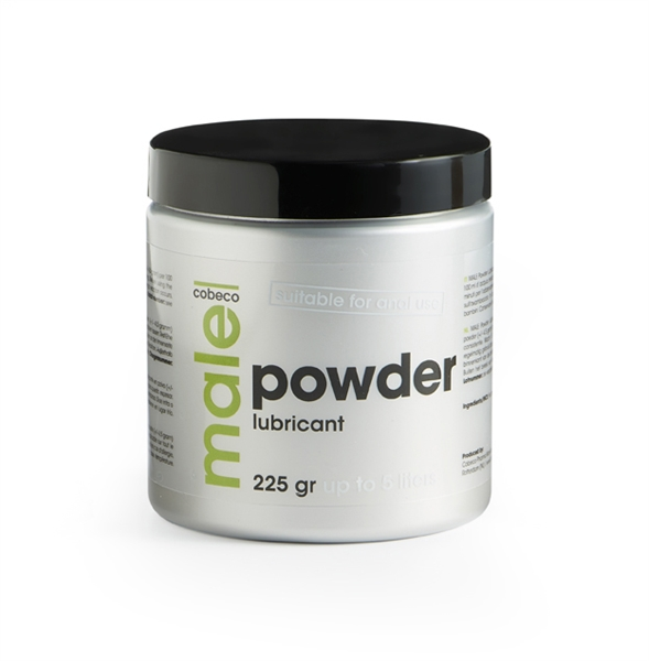 Male Powder Lube 225ml