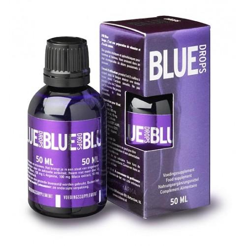 Blue Drops-500×500