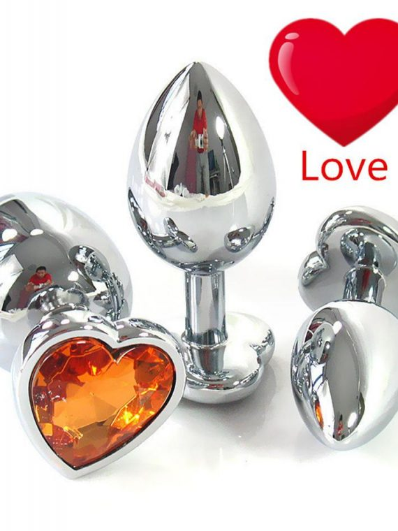love-shape-metal-anal-toys-butt-plug-stainless