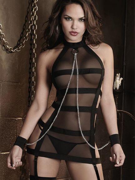 Sexy-Black-Teddy-Lingerie–W850723-1